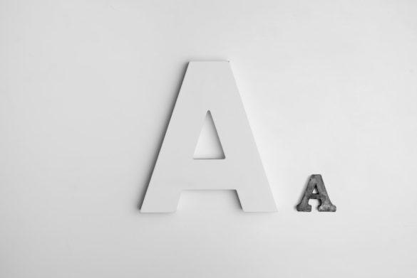 шрифт в презентации